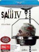 Saw IV [Region B] [Blu-ray]