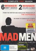 Mad Men Season 1 [Region 4]