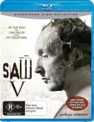 Saw V [Region B] [Blu-ray]