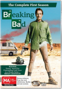 Breaking Bad: Season 1 [Region 4]