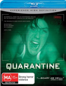 Quarantine [Region B] [Blu-ray]