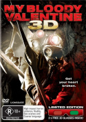 My Bloody Valentine 3D (Plays any TV with 2xPlastic Glasses)