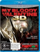 My Bloody Valentine 3D [Region B] [Blu-ray]