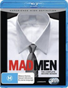 Mad Men: Season 2 [Region B] [Blu-ray]