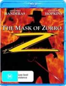 The Mask of Zorro [Region B] [Blu-ray]