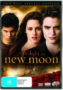 The Twilight Saga: New Moon [2 Discs] [Region 4] [Special Edition]