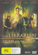 Librarian, The Quest for the Spear [Region 4]