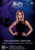 Buffy The Vampire Slayer - Season 4 [Region 4]