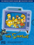 The Simpsons Season 4Disc [4 Discs] [Region 4]