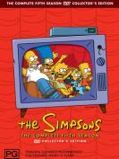 The Simpsons Season 4Disc [5 Discs] [Region 4]