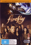Firefly Complete Series [Region 4]