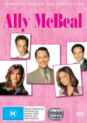 Ally McBeal - Season 1 Collection  [6 Discs] [Region 4]