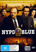 NYPD Blue - Complete Season 4 Collection  [6 Discs]