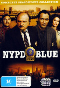 NYPD Blue - Complete Season 4 Collection  [6 Discs] [Region 4]