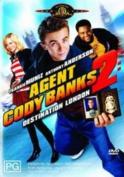 Agent Cody Banks 2 [Region 4]