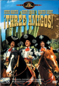 Three Amigos! [Region 4]