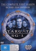 Stargate SG1 Season 5Disc [Region 4]