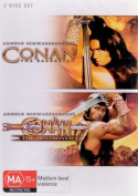 Conan The Barbarian / Conan The Destroyer  [2 Discs]