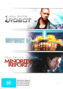 I Robot/ Minority Report/ Independence Day [Region 4]