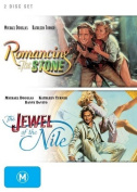 Romancing the Stone / Jewel of the Nile  [Region 4]
