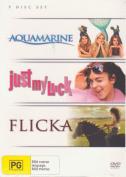 Aquamarine/Just My Luck/ Flicka