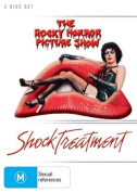 Rocky Horror Picture Show / Shock Treatment  [2 Discs] [Region 4]