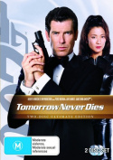 Tomorrow Never Dies (007) -  [2 Discs]