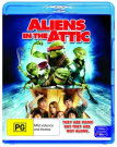 Aliens In The Attic [Region B] [Blu-ray]
