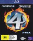 Fantastic Four / Fantastic Four [Region B] [Blu-ray]