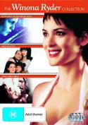 Winona Ryder Set Edward Scissorhands Mermaids Crucible DVD  [3 Discs] [Region 4]