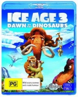Ice Age 3 Dawn Of The Dinosaurs [Blu-ray]