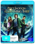 Percy Jackson And The Lightning Thief [Region B] [Blu-ray]
