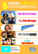Dirty Rotten Scoundrels / The Birdcage / Overboard / My Cousin Vinny / A Fish Called Wanda [Region 4]