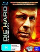 Die Hard Quadrilogy  [Region B] [Blu-ray]