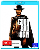The Good The Bad And The Ugly [Region B] [Blu-ray]