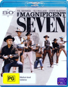 The Magnificent Seven [Region B] [Blu-ray]