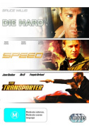 Die Hard/Speed/The Transporter [Region 4]