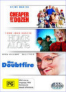 Home Alone  / Mrs Doubtfire / Cheaper by the Dozen  [Region 4]