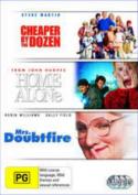 Home Alone  / Mrs Doubtfire / Cheaper by the Dozen  [Region 4]
