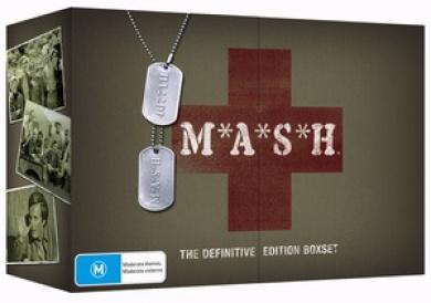 MASH [35 Discs]
