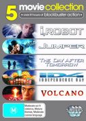 I Robot / Jumper / Day After Tomorrow / Independence Day / Volcano