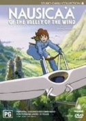 Nausicaa Of The Valley Of The Wind [Region 4]