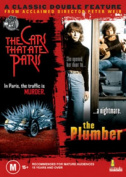 The Cars That Ate Paris/ The Plumber [Regions 1,2,3,4,5,6]