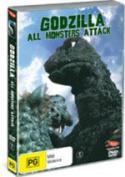 Godzilla: All Monsters Attack [Region 4]