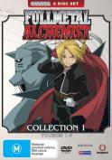 Fullmetal Alchemist [Region 4]