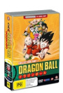 Dragon Ball Complete Coll ection Part 2  [Region 4]
