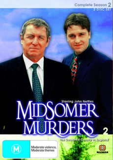 MIDSOMER MURDERS SEASON 2 AMARAY CASE