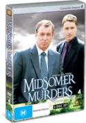 MIDSOMER MURDERS SEASON 4 BOXSET  [Region 4]
