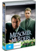 Midsomer Murders Season 6 [Region 4]