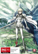 Claymore: Collection [Region 4]